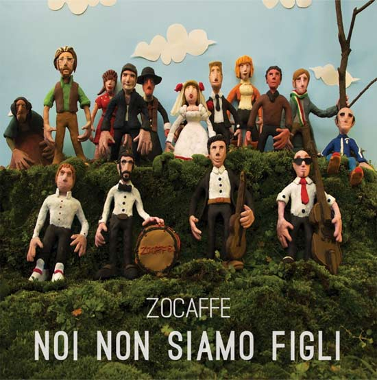 Zocaffe live@ Buttigliera Jammin' Festival 2013